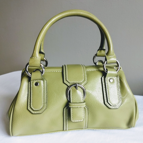 NWOT Olive Green Convertible Purse